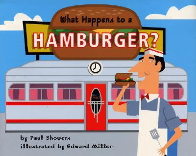 Image for What Happens to a Hamburger?
