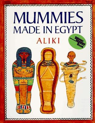 Image for Mummies Made in Egypt (Reading Rainbow Books)