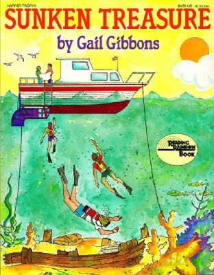 Sunken Treasure (Reading Rainbow Books), Gibbons, Gail