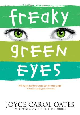 Image for FREAKY GREEN EYES