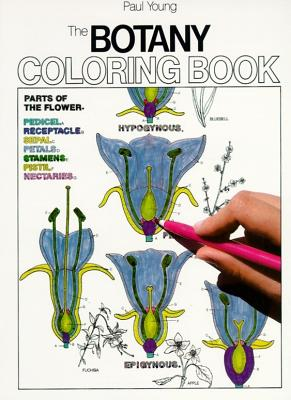 The Botany Coloring Book, Paul Young