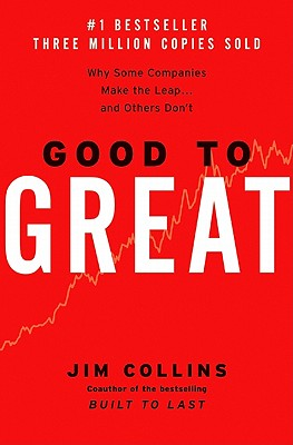 Image for Good to Great: Why Some Companies Make the Leap and Others Don't