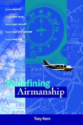 Redefining Airmanship, Kern, Tony