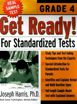 Image for Get Ready! for Standardized Tests : Grade 2 (Get Ready for Standardized Tests Series)