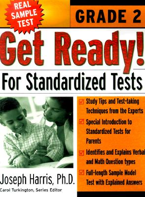 Image for Get Ready! For Standardized Tests : Grade 3
