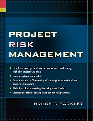 Image for Project Risk Management (Project Management) [Paperback] by Barkley, Bruce