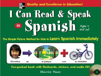 Image for I Can Read and Speak in Spanish (Book + Audio CD)