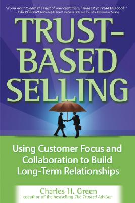 Image for TRUST-BASED SELLING