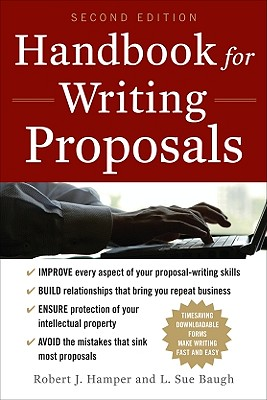 Image for Handbook For Writing Proposals, Second Edition