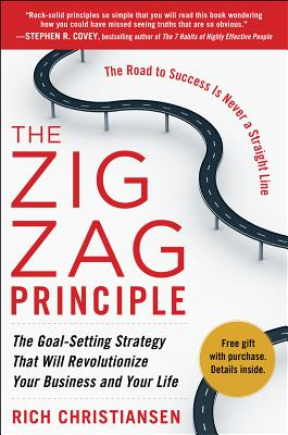 Image for The Zigzag Principle:  The Goal Setting Strategy that will Revolutionize Your Business and Your Life