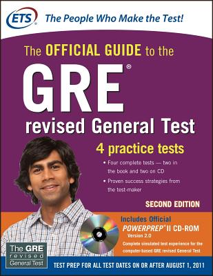 Image for The Official Guide to the GRE Revised General Test, 2nd Edition (GRE: The Official Guide to the General Test)