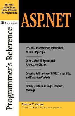 ASP.Net Programmer's Reference