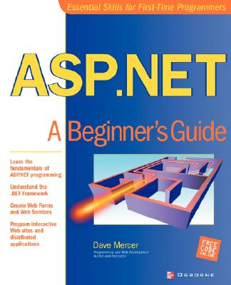Image for ASP.NET: A Beginner's Guide