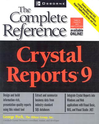 Image for Crystal Reports(R) 9: The Complete Reference