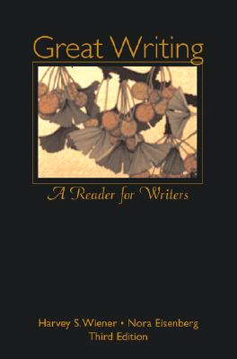 Image for GREAT WRITING, THIRD EDITION  A Reader for Writers