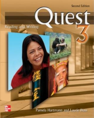 Quest 3: Reading and Writing, 2nd Edition, Pamela Hartmann; Laurie Blass
