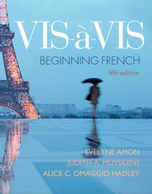 Image for Vis-à-Vis
