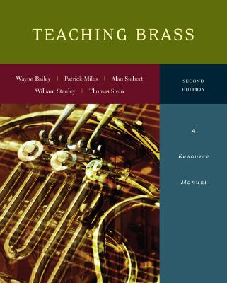 Image for Teaching Brass: A Resource Manual