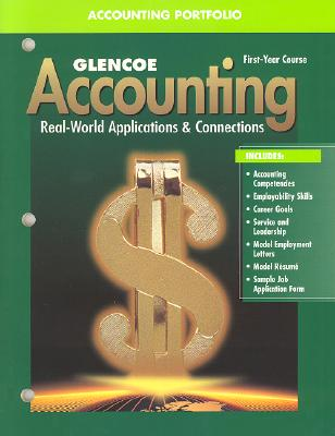 Image for Glencoe Accounting First Year Course Accounting Portfolio, 4th Edition