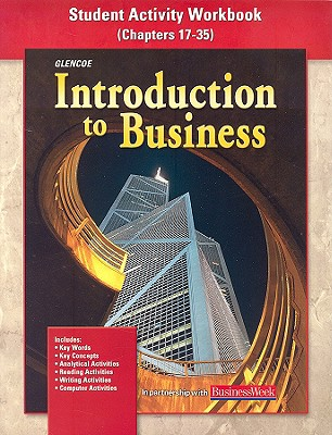 Image for Introduction To Business: Student Activity Workbook Chapters 17-35
