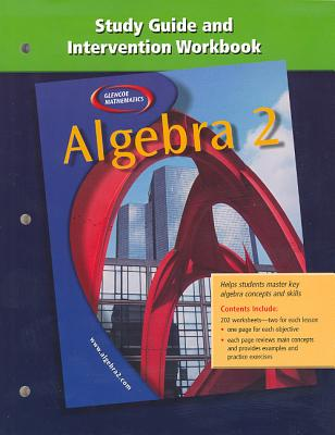 Image for Algebra 2: Study Guide and Intervention Workbook