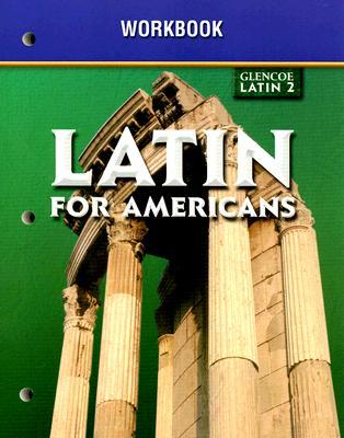 Image for Latin for Americans: Glencoe Latin 2 Workbook