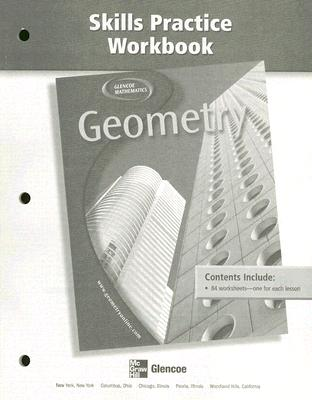 Image for Glencoe Geometry, Skills Practice Workbook