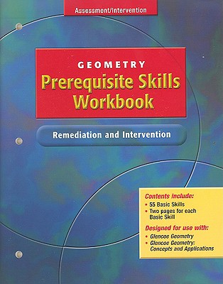 Image for Geometry Prerequisite Skills Workbook: Remediation and Intervention