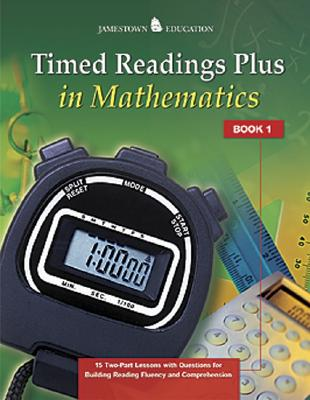 Timed Readings Plus in Mathematics (Jamestown Education), McGraw-Hill - Jamestown Education (Author)
