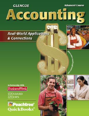 Image for Glencoe Accounting Advanced Course, Student Edition (GUERRIERI: HS ACCTG)