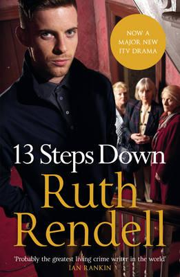 Image for 13 Steps Down. Ruth Rendell