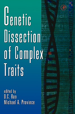 Genetic Dissection of Complex Traits, Volume 42 (Advances in Genetics)