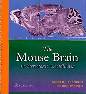 Image for The Mouse Brain in Sterotaxic Coordinates