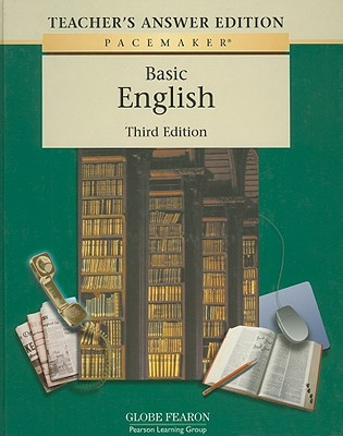 Image for Basic English Teacher's Answer Edition, 3rd edition (Pacemaker Curriculum : Careers)