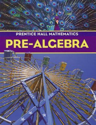Pre-Algebra, Charles; Leah McCracken; Linda Thompson; Davison; Marsha Landau