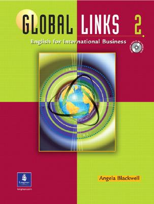 Image for Global Links 2: English for International Business, with Audio CD