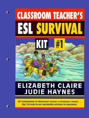 Image for Classroom Teacher's ESL Survival Kit #1