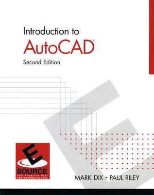 Image for Introduction  to AutoCAD 2004 (2nd Edition)