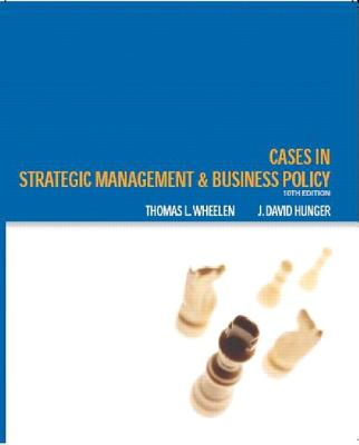 Image for Cases: Strategic Management and Business Policy (10th Edition)