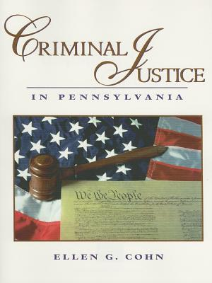 Image for Criminal Justice in Pennsylvania