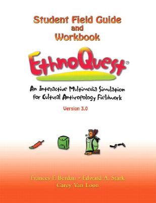 Image for EthnoQuest(R): An Interactive Multimedia Simulation for Cultural Anthropology Fieldwork, Version 3.0(BK & CD-Rom)