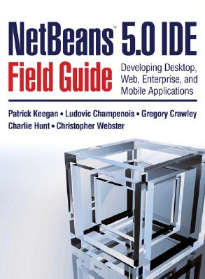 Image for KEEGAN: NETBEANS IDE FIELD GUIDE _p2 (2nd Edition)