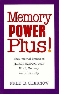 Memory Power Plus!, Chernow, Fred B.