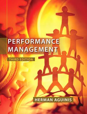 Performance Management (3rd Edition), Aguinis, Herman