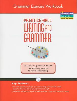 Image for Prentice Hall writing and grammar Grade 8, Grammar Exercise Workbook