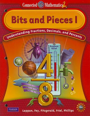 Connected Mathematics 2: Grade 6: Bits and Pieces I (NATL) [Paperback], Pearson Education (Author)