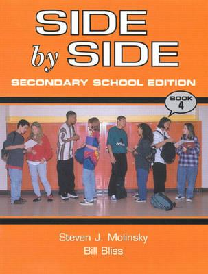 Image for Side by Side Secondary School Edition Level 4 Book, Paper
