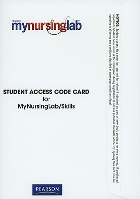 Image for MyNursingLab/Skills without Pearson eText -- Standalone Access Card