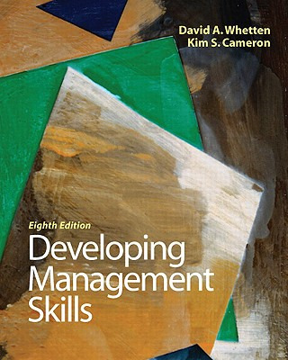 Image for Developing Management Skills (8th Edition)