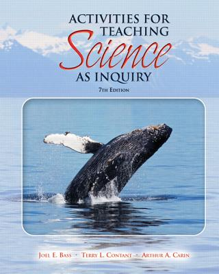 Image for Activities for Teaching Science as Inquiry (7th Edition)